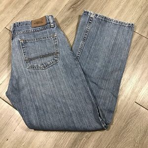 Wranglers Originals Relaxed Fit Boot Cut Jeans